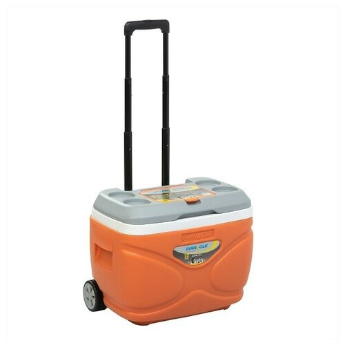 PINNACLE Изотерм. контейнер на колесах PRUDENCE 30л оранжевый TPX-3007-30-O PINNACLE