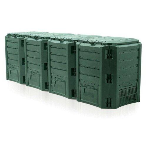 Prosperplast Компостер Prosperplast Module 1600 л (зеленый)