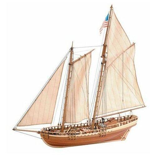 Сборная деревянная модель корабля Artesania Latina VIRGINIA AMERICAN SCHOONER, 1/41 недорого
