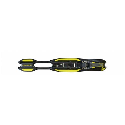Крепления для беговых лыж Fischer Race Jr Classic IFP S70119 черный/желтый 2019-2020