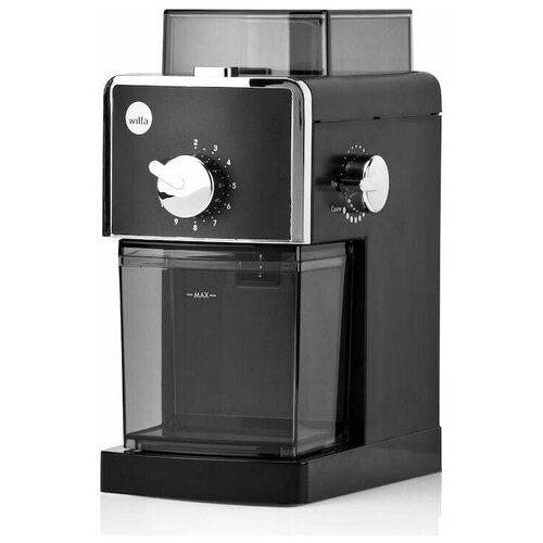 Кофемолка Wilfa CG-110S/CG-110B, черный