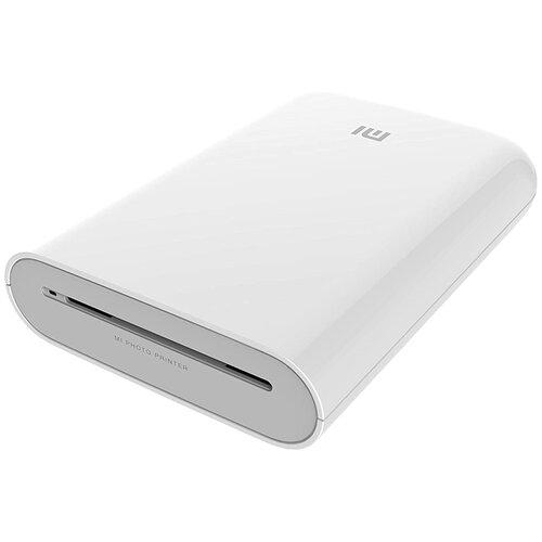 Фото - Принтер Xiaomi Mijia AR ZINK, белый xiaomi mijia mjjgtyds01fm laser projector 4k 2gb 16gb english interface