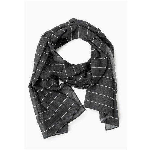 Шарф мужской Finn Flare, цвет: темно-серый A20-21415_202, размер: Единый