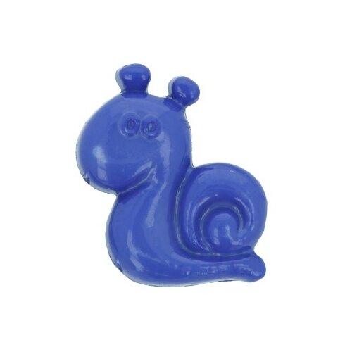 Купить Пуговицы детские Gamma 18 мм, 36 шт, №D266, синие (AY 9961)