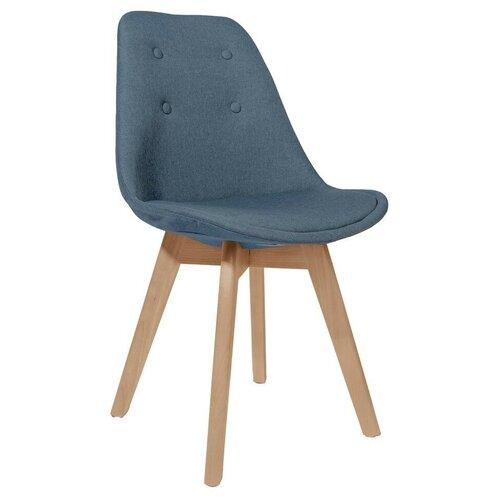 Фото - Стул TARIQ голубой стул stool group tariq голубой деревянные ножки tariq blue