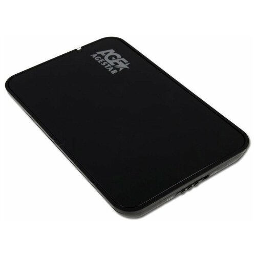 Корпус для HDD/SSD AGESTAR SUB2A8 black