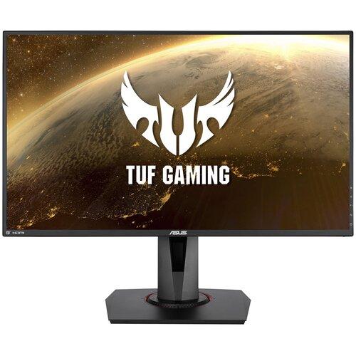 Фото - Монитор ASUS TUF Gaming VG279QM 27, черный монитор asus tuf gaming vg32vq 31 5 черный