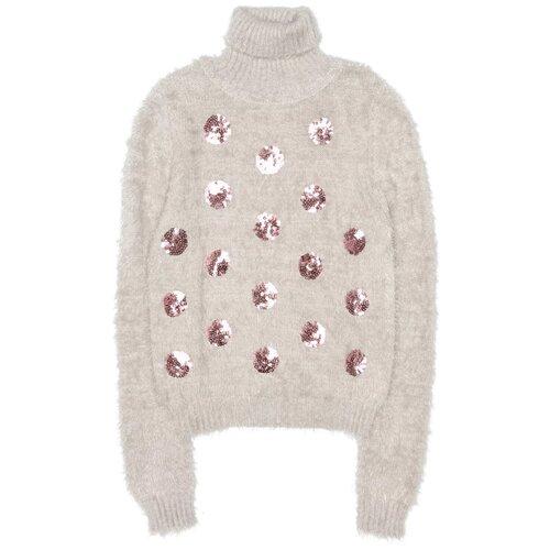 свитер acoola acoola ac008egdkgx1 Свитер Acoola размер 164, серый