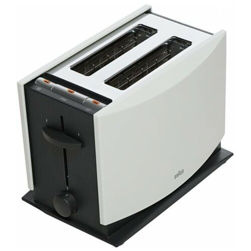 Тостер Braun HT 450, белый недорого