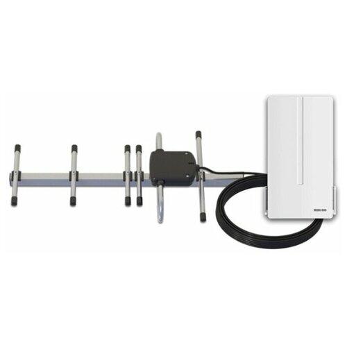 Усилитель сигнала GSM 900 Locus MOBI 900 Turbo  установка своими руками за 15 мин для всех операторов