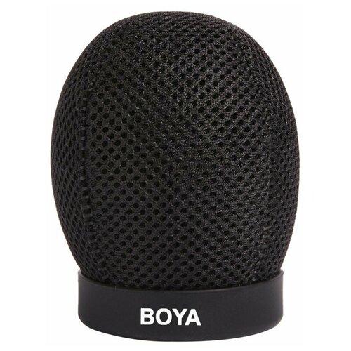 Фото - Boya BY-T50 Профессиональная ветрозащита ветрозащита boya by b04 для микрофонов пушек
