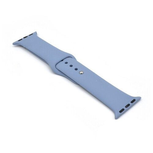 Аксессуар Ремешок Innovation для APPLE Watch 42/44mm Silicone Grey-Blue 16813 аксессуар ремешок innovation для apple watch 42 44 white 15009
