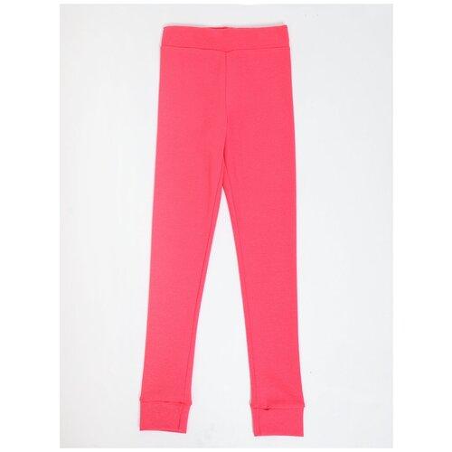 Спортивные брюки M&D размер 140, розовый