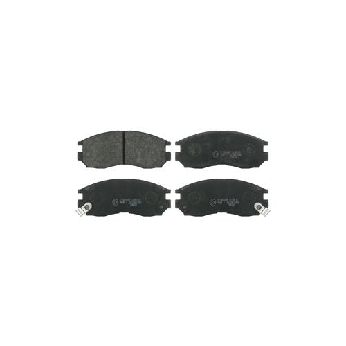 NIBK pn3271 (1Y263328Z / 58101M2A01 / AY040MT004) колодки тормозные дисковые Mitsubishi (Мицубиси) galant 2.0 2003 - Mitsubishi (Мицубиси) Lancer (Лансер) 1.8 1995 - 2003 mitsubi