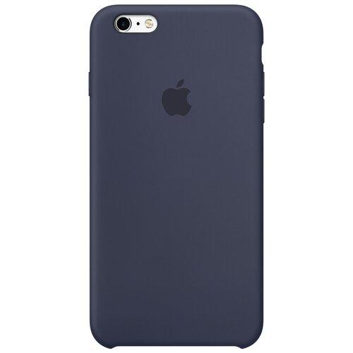 Чехол-накладка Apple силиконовый для iPhone 6 Plus / 6s Plus Midnight blue недорого