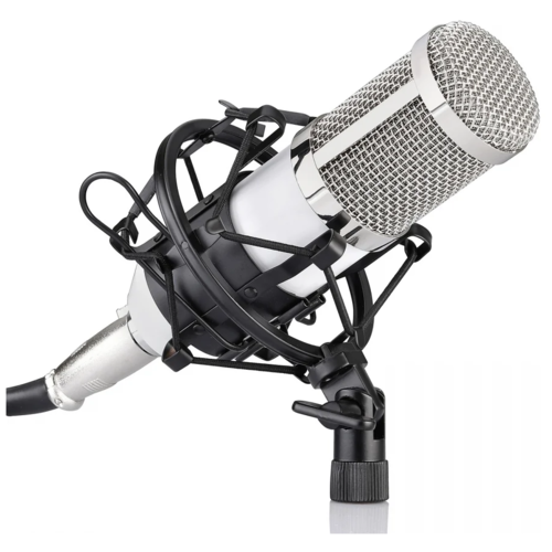 Микрофон FZONE BM-800, белый