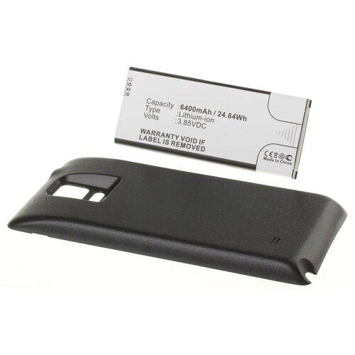 Аккумулятор iBatt iB-U2-M787 6400mAh для Samsung SM-N910T, SM-N910H, SM-N910W8, SM-N910U, SM-N910R4, SM-N910FD, SM-N910FQ, SM-N910I,