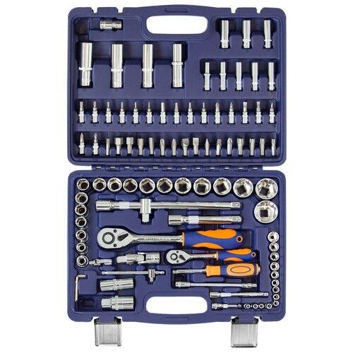Набор автомобильных инструментов Helfer HF000011, 94 предм.