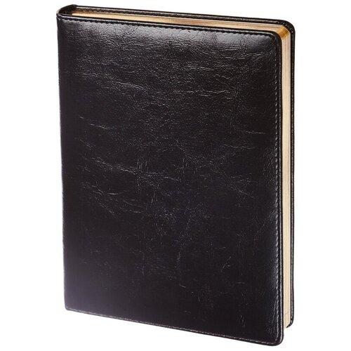 Купить Ежедневник InFolio черный, твердый переплет, А5, 160 листов, Challenge (I504d/black), Ежедневники