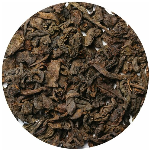 Фото - Чай Пуэр Шу Дикий (кат. A), 100 г чай пуэр шен белый дикий кат в 500 г