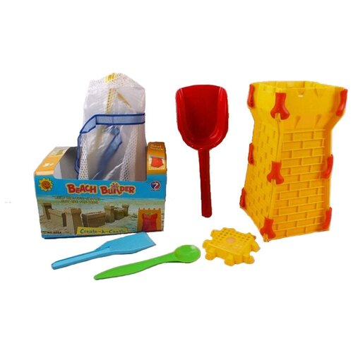 Набор Shenzhen Toys 898А, желтый/красный/зеленый/голубой набор доктора shenzhen toys 602a