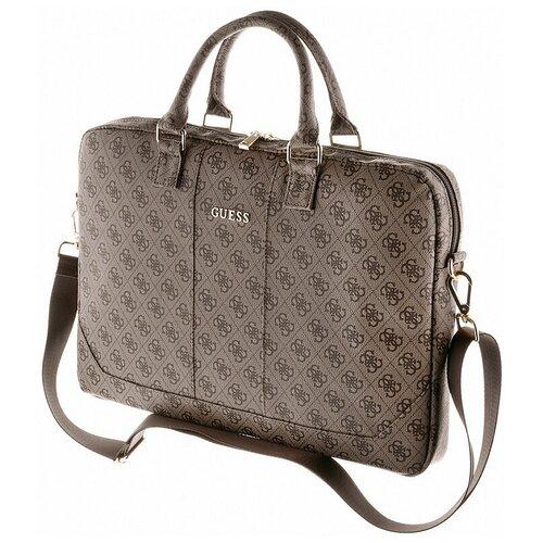 Сумка Guess 4G UpTown (GUCB154GB) для ноутбука 15 (Brown) сумка guess сумка