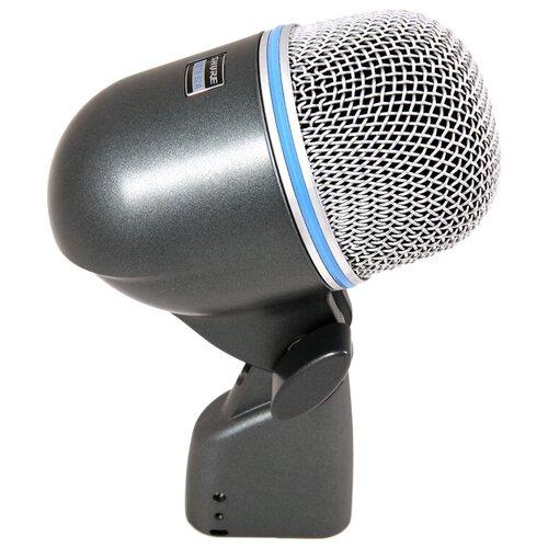 Микрофон Shure BETA 52A, серый