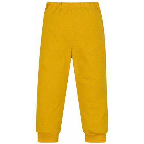 Брюки Утенок 432 размер 86, желтый недорого