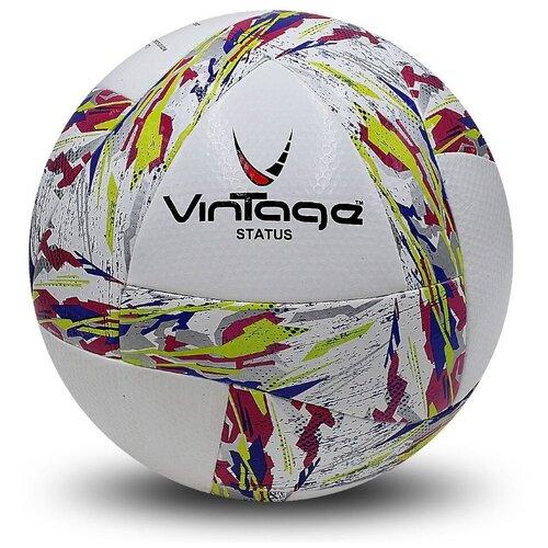 Мяч футбольный VINTAGE Status V420, р.5