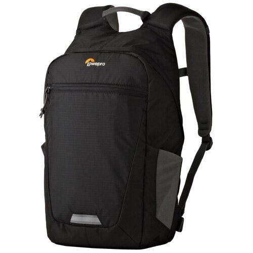 Рюкзак для фотокамеры Lowepro Photo Hatchback BP 150 AW II black/grey рюкзак lowepro photo hatchback bp 250 aw ii синий серый