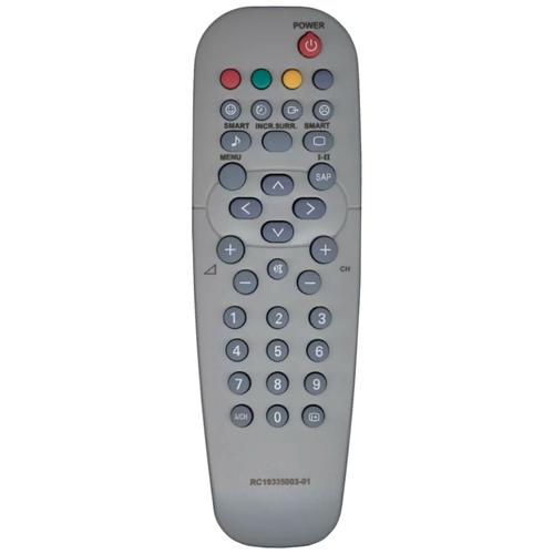 Фото - Пульт ДУ Huayu RC-19335003/01 для телевизоров Philips 15PT1727, 21PT1727, 21PT1323/56R, 21PT3323/56R, 21PT4323/56R, 25PT4323/56R, 29PT3323/56R, 29PT8842S, 34PT4323/56R, серый пульт ду huayu rc 19335019 01 для телевизоров philips 14pf6826 26pf8946 20pf8846 17pf8946 серый