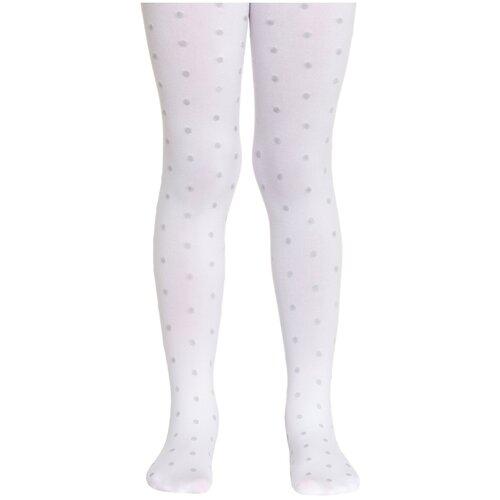 Фото - Колготки Conte Elegant PAOLA, размер 116-122, bianco колготки conte elegant lucia размер 116 122 bianco