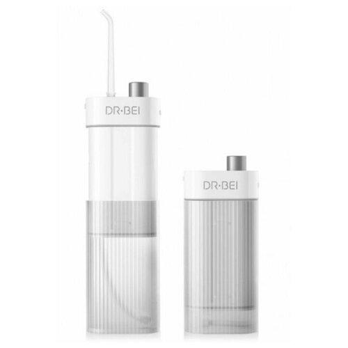 Портативный ирригатор DR.BEI Portable Water Flosser GF3 белый