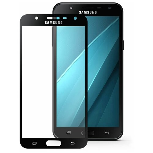 Защитное стекло Mobius 3D Full Cover Premium Tempered Glass для Samsung Galaxy J7 Neo черный защитное стекло mobius 3d full cover premium tempered glass для samsung galaxy a6 2018 черный