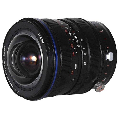 Фото - Объектив Laowa 15mm f/4.5 Zero-D Shift Nikon Z черный объектив laowa 15mm f 4 5 zero d shift nikon z черный