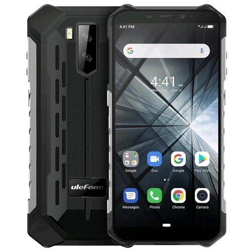 Смартфон Ulefone Armor X5 Pro черный
