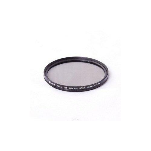 Фото - Светофильтр Dicom C-PL 67mm Slim бинокль dicom e1570 eagle 15x70mm