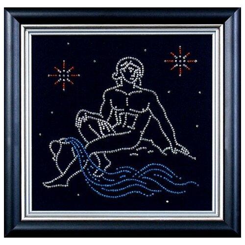 Набор для вышивания бисером магия канвы арт.БГ004 Гороскоп