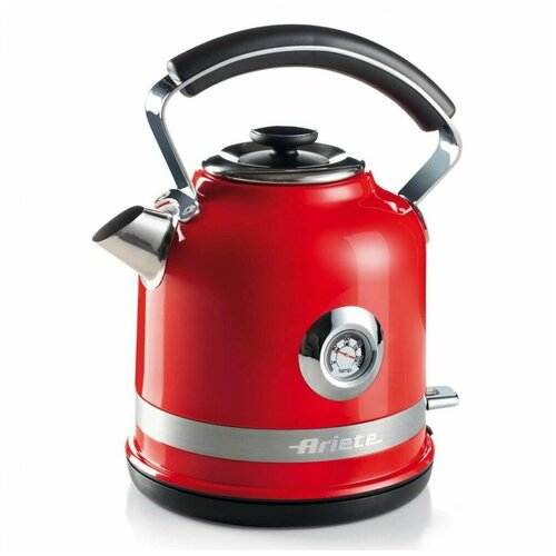 Чайник электрический 2854 Ariete Moderna, красный
