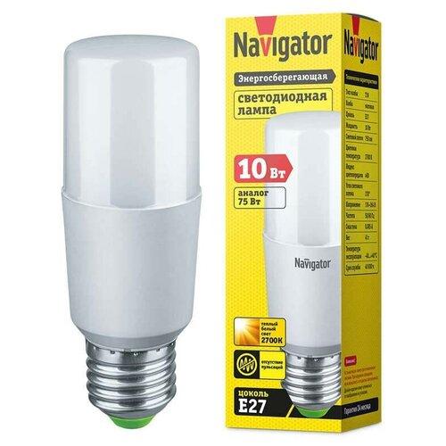 Лампа светодиодная 61 465 NLL-T39-10-230-2.7K-E27 Navigator 61465 (упаковка 10 шт)