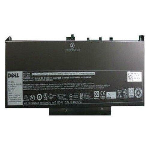 DELL Аккумулятор для ноутбука Dell Latitude E7470/E7270 7200мАч 7.6V DELL Primary 451-BBSY dell e2216h