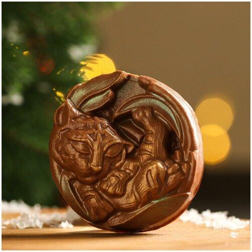 колыбели Шоколад фигурный Тигренок в колыбели, 56 г