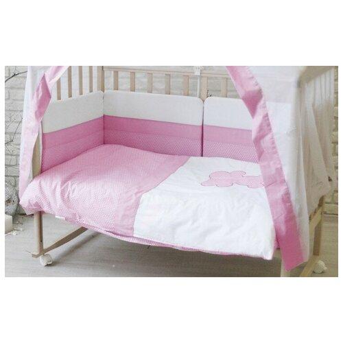 Фото - Постельное белье Forest kids Little Bear (3 предмета) Pink постельное белье forest anchor 3 предмета