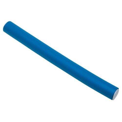 Фото - Бигуди-бумеранги DEWAL, синие d14ммх150мм 10 шт/уп DEWAL MR-BUM14150 бигуди бумеранги dewal оранжевые d18ммх150мм 10 шт уп dewal mr bum18150
