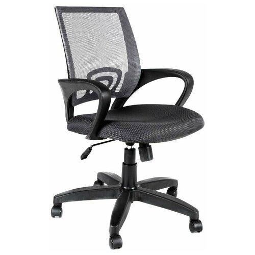 Кресло компьютерное, кресло компьютерное детское, кресло Лайк ткань-сетка серое компьютерное кресло fred черное компьютерное кресло черный пласти