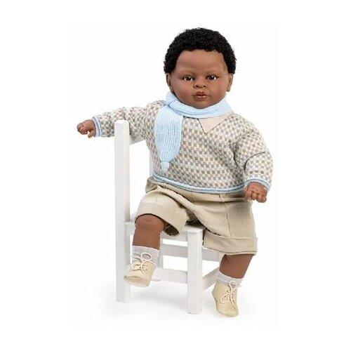 Кукла Berbesa мягконабивная 62см DULZON (8047)