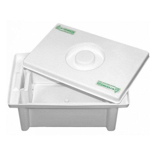 Емкость-контейнер полимерный для дезинфекции ЕДПО-5-02-2 5 литра аппарат еламед алмаг 01