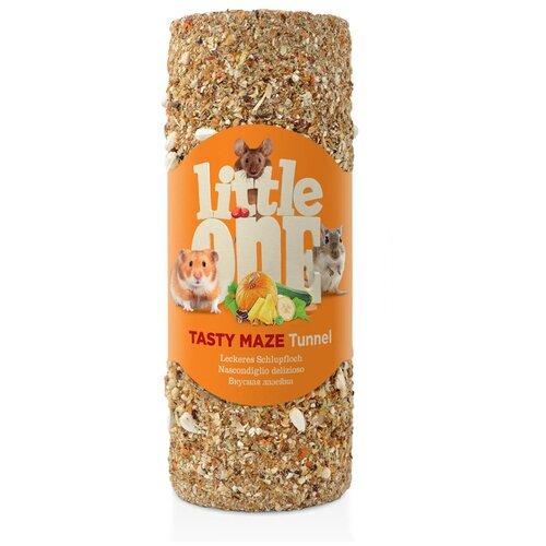 Фото - Little One Туннель лакомство для грызунов, малый 100 гр (18 шт) little one snack puffed grains лакомство для грызунов воздушные зерна 100 гр