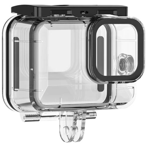 Фото - Аквабокс Telesin для GoPro 9 крышка для объектива telesin для gopro hero8 черный