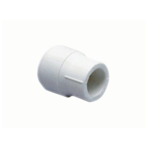муфта pprc valfex переходная 32х25 Муфта ПП переходная вн/вн 32х25 PN25, белый РосТурПласт (Муфта переходная 32х25 мм, внутр/внутр) (15049)